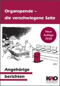 KAO-Broschüre Organspende