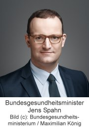 Bundesgesundheitsminister Jens Spahnn